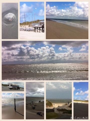 Strand bij Hollum