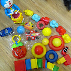 Show and Tell Activity (Playgroup) 3-2-2015