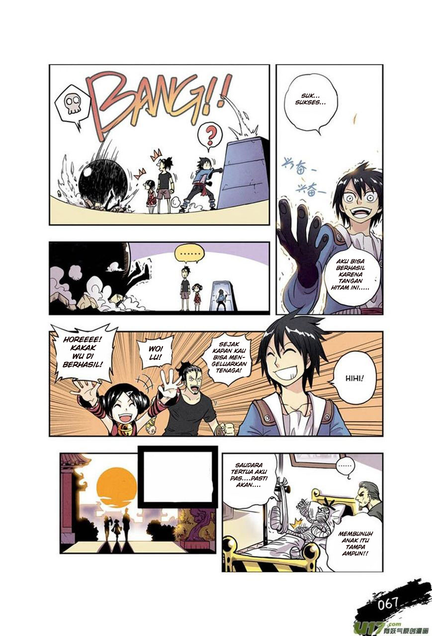 Baca Manga Zui Wu Dao Chapter 3 Komik Station