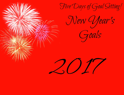 New Year's Goals 2