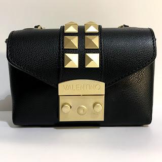 Valentino by Mario Valentino Studded Micro Bag