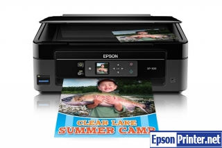 Download Epson XP-300 laser printer driver – setup without installation CD
