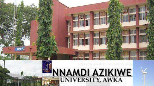UNIZIK Professional Diploma in Journalism Admission Form for 2017/2018 Academic Session