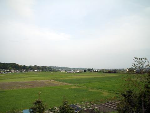 JR九州バス「パシフィックライナー」 8656 車窓 その5