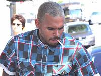 Chris Brown has taken a concert organizer to court