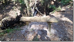 Bench by Boonie Falls