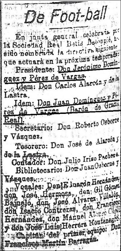 Correo Andalucía 14 Mayo 1920