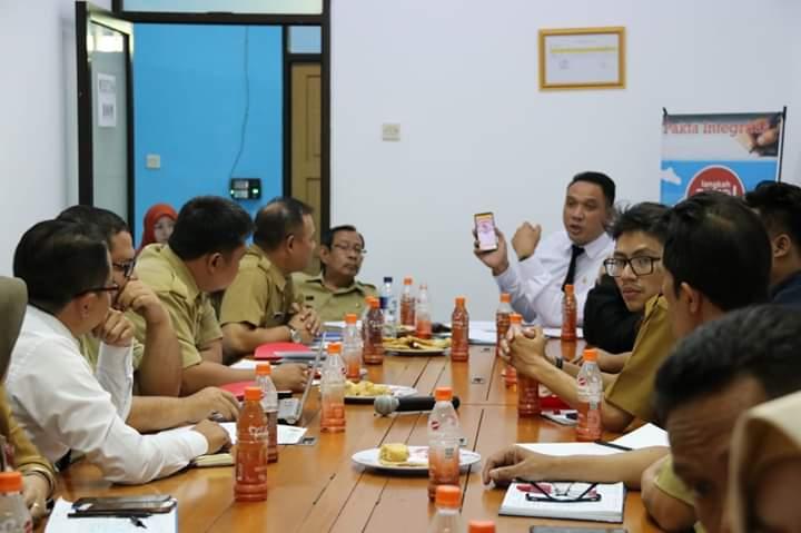 Pemkab Sukabumi Siap Luncurkan Aplikasi Pelayanan dan Pengaduan Publik Berbasis Android