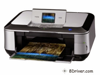 download Canon PIXMA MP640 printer's driver