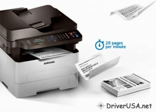 download Samsung SL-M2875FW printer's driver - Samsung USA