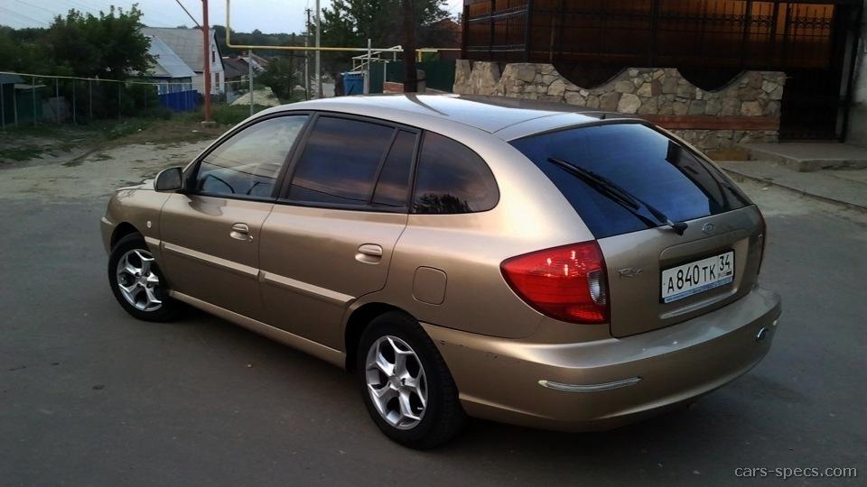 2004 Kia Rio Wagon Specifications Pictures Prices
