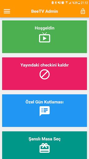 BeeTV Admin 1.0.3 Screenshots 1