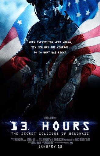 13 Hours: The Secret Soldiers of Benghazi (2016) 13 ชม ทหารลับแห่งเบนกาซี