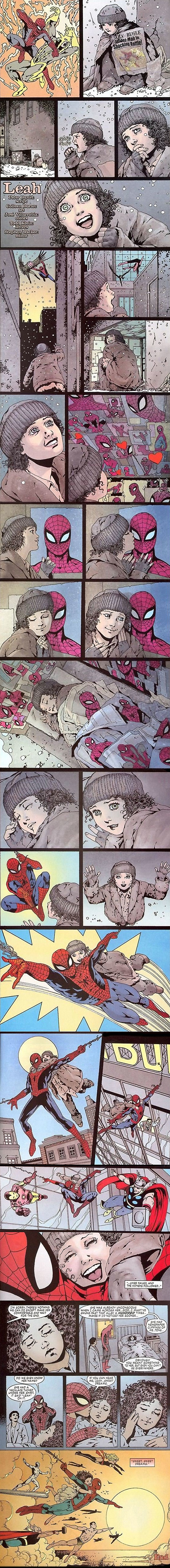 Damn it Spiderman!