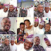 Shapranpran: Odunlade Adekola, Fathia Balogun and Others Storm Actor Dele Odule's daughter wedding in style (photos)