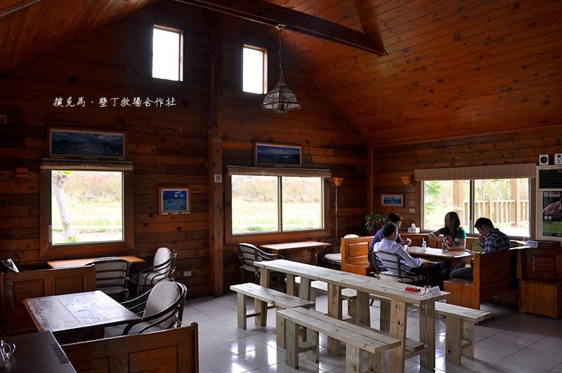 墾丁牧場合作社室內空間