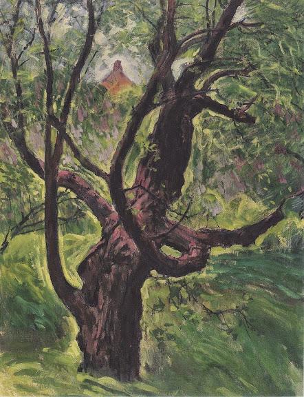 Koloman Moser - Maulbeerbaum - ca1909