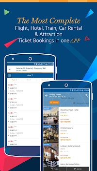 Tiket.com - Flight Tickets, Train, Hotel Booking