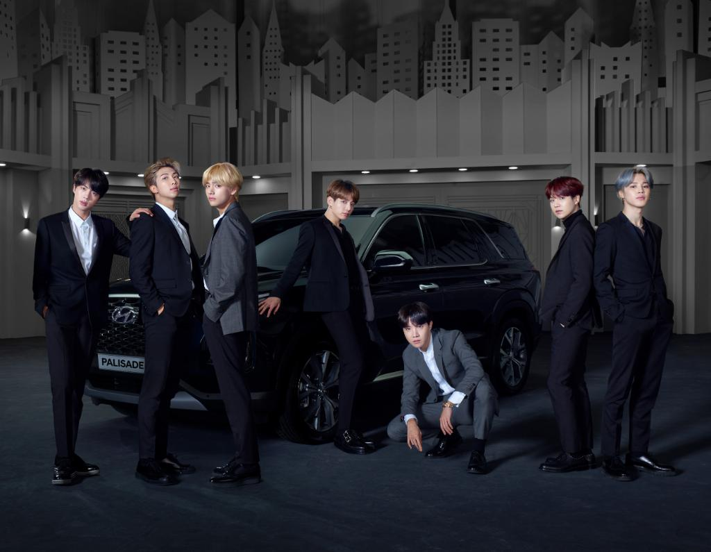 BTS Did An ASMR Video For Hyundai Palisade And It's Giving Us Shivers