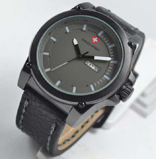 Swiss Army date day black