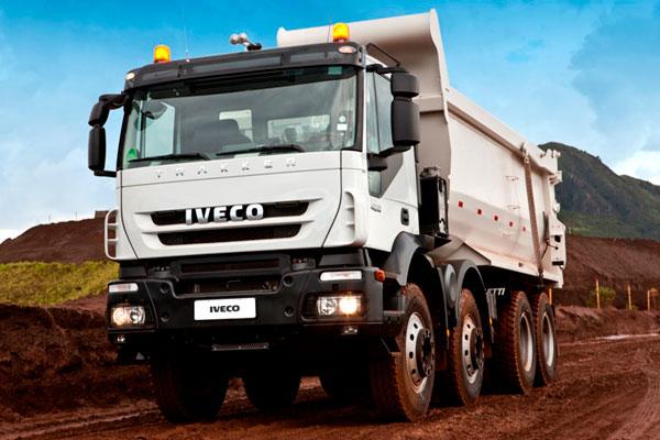 Novidade, Iveco Trakker 8x4 chega ao mercado Off Road esbanjando robustez. iveco trakker 8x4 16