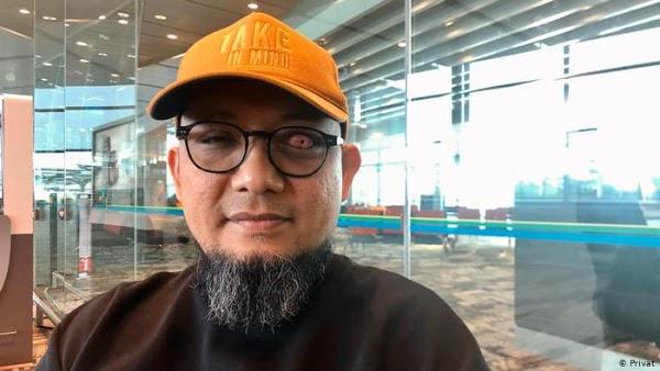 Sesalkan Pelaporan Novel, WP KPK: Padahal, Pemerintah Menyatakan Terbuka Atas Kritik