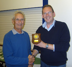 Photo: SHRADS 2010 Coin of the Year - John Dury