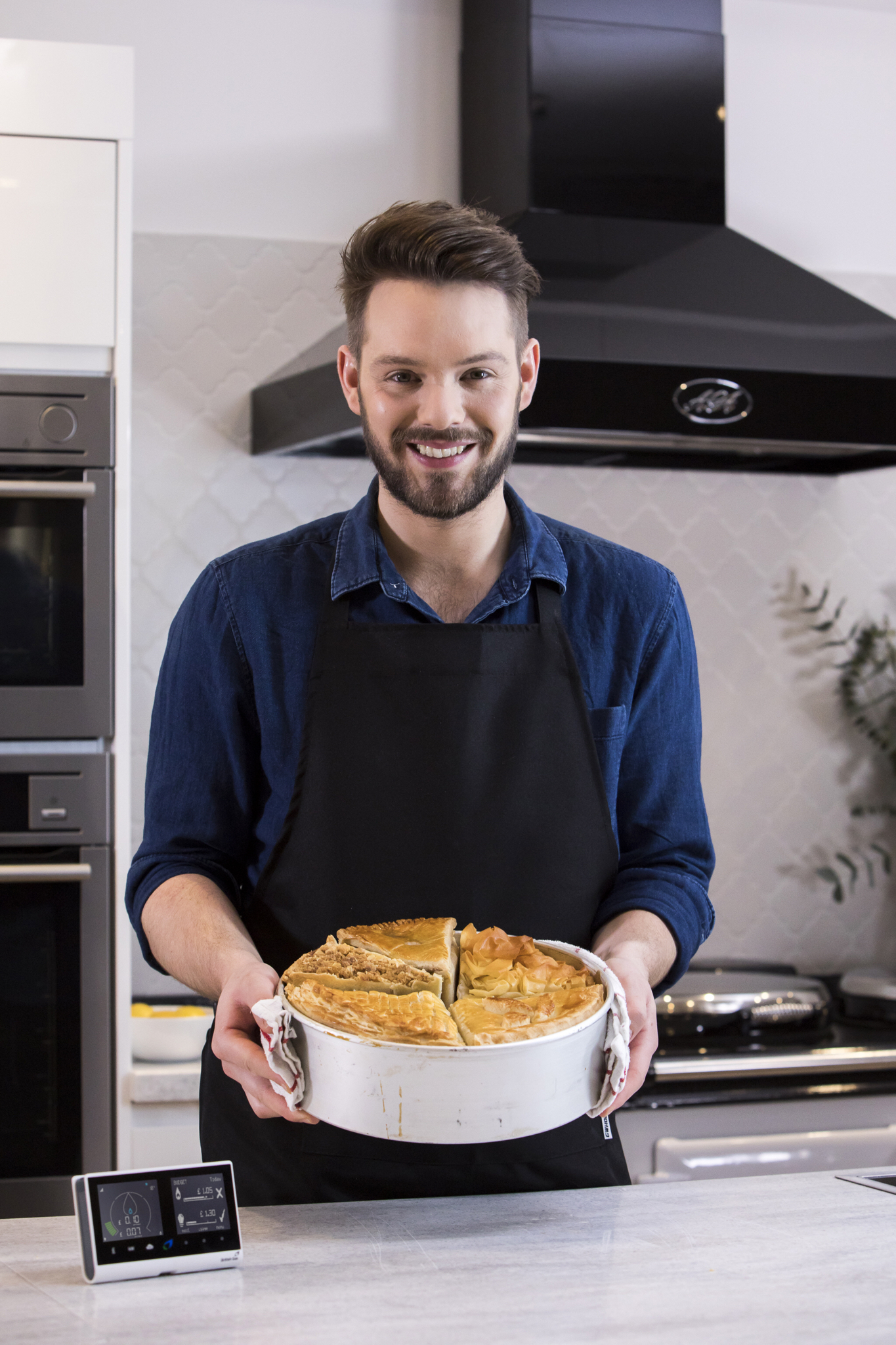 Uncategorized British Gas Kitchen Appliance Cover gerrys kitchen scottish gas chef john whaite show how smart with british pie week upon us baking guru has joined forces to create the nations smartest pie