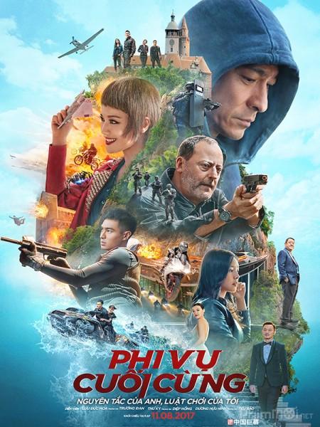 Phi Vụ Cuối Cùng - The Adventurers (2017) | Full HD-Vietsub+Thuyết minh