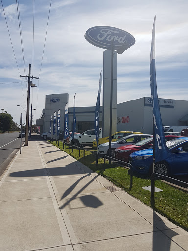 Maughan Thiem Ford, Ford Dealer, 1013 Port Rd, Port Adelaide SA 5015, Reviews