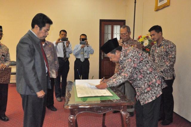155 Aset Tanah Pemkot Mojokerto Tak Bersertifikat