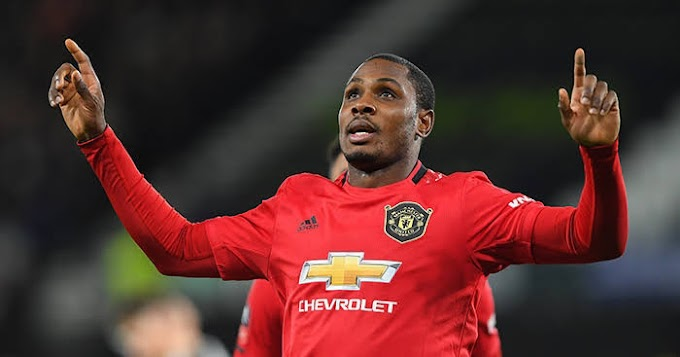 #Shanghai Shenhua 'open' to allowing Odion Ighalo to remain at Manchester United until January
