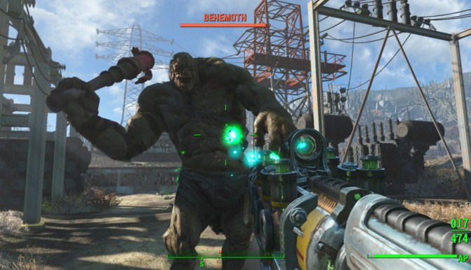 Fallout 4-CODEX Full Crack PC Game Free Download