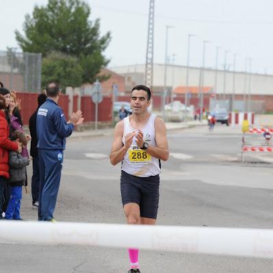 Media Maratón de Bolaños 2013 - Llegada