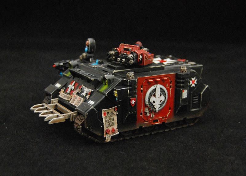 Adepta Sororitas / Inquisition Army Commission SOB_Immolator_04