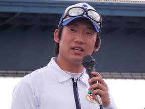 2位・平山知心選手のインタビュー