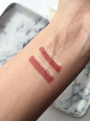 MAC Soar dupe, Affordable MAC Soar dupe, Kylie Jenner lips