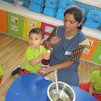 Making Roohafza (Nursery) 21.04.2017