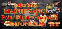 Informasi Maintenance PB Garena 24 Januari 2017 Update Chicken Series