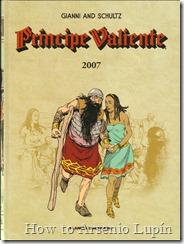 P00071 - Príncipe Valiente (2007)