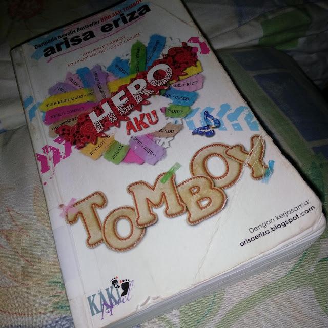 Hero Aku Tomboy oleh Arisa Eriza