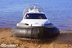 Судно на воздушной подушке Christy 6183 - Ходовые испытания | фото №27