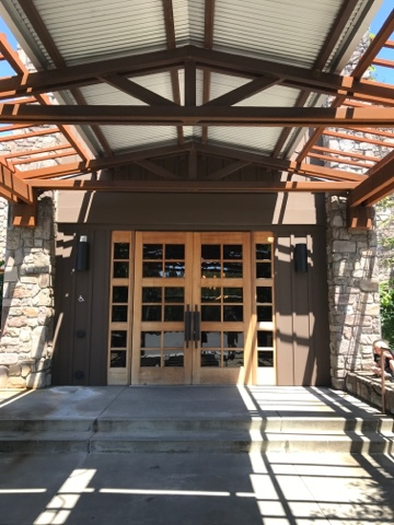 Robert Sinskey Vineyards Front Door