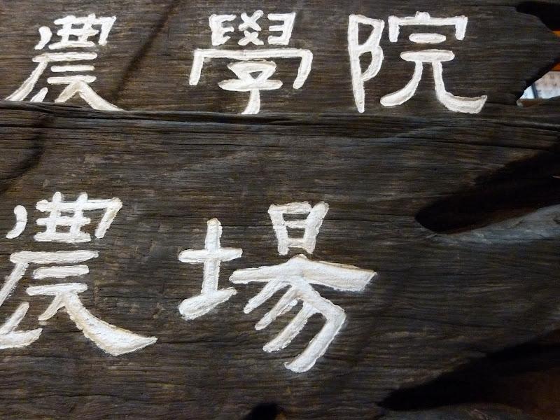 Le haut du dernier caractère a été volontairement écrit a l envers par les aborigènes qui n aimaient pas du tout ,c est le moins que l on puisse dire,les japonais