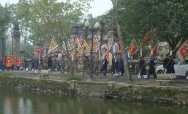 lễ hội làng thanh thủy thượng