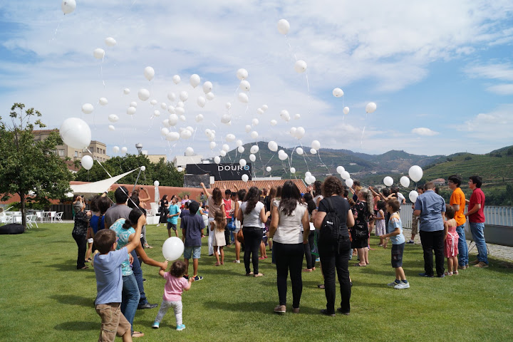 Bagos d'Ouro entrega diplomas a crianças e jovens do Douro