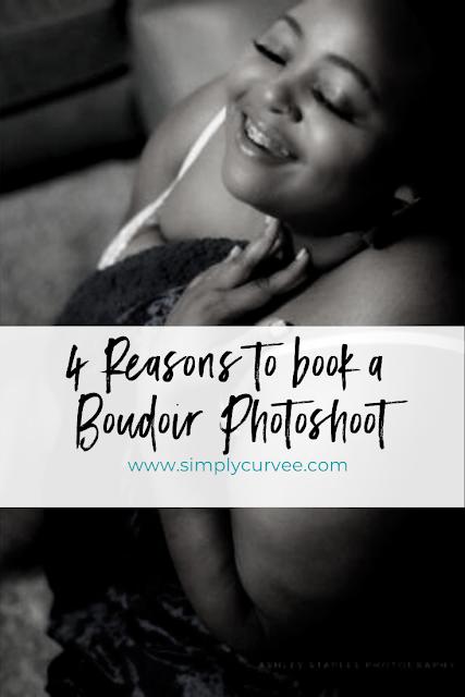 Why should I do a boudoir shoot