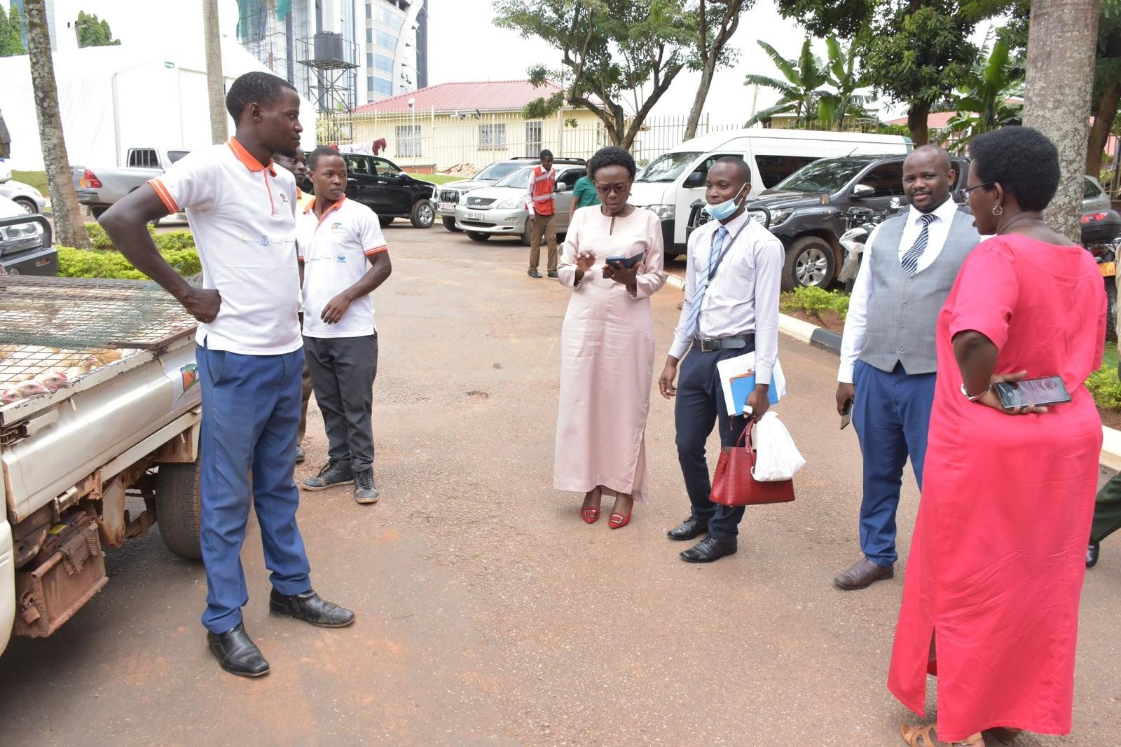 Uganda Ministry of health official on coronavirus