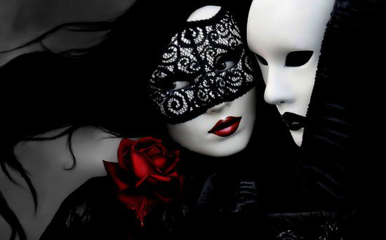 Black Masks, Black Magic