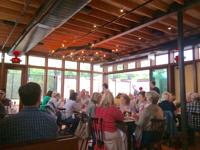 Sassy Wine Belly - Bullfight Restaurant, Austin